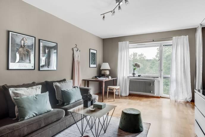 Bild: 1 rum bostadsrätt på Skomakaregatan 5, Linköpings kommun Åbylund