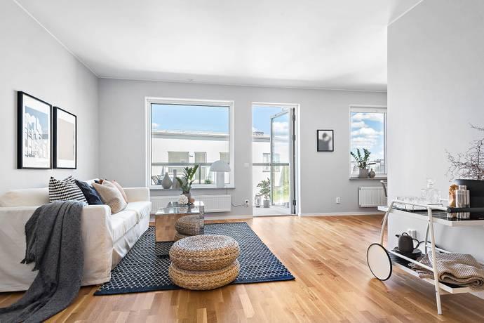 Bild: 3,5 rum bostadsrätt på Forskningsringen 85 A, 5tr, Sundbybergs kommun Ursvik