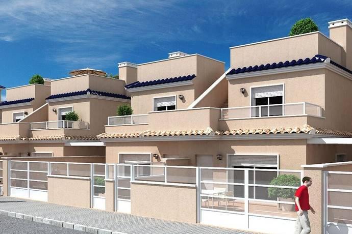 Bild: 3 rum bostadsrätt på Dehesa de Campoamor, Orihuela Costa, Spanien