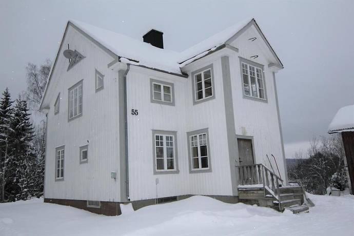 Bild: 4 rum villa på Västerselsvägen 55, Örnsköldsviks kommun