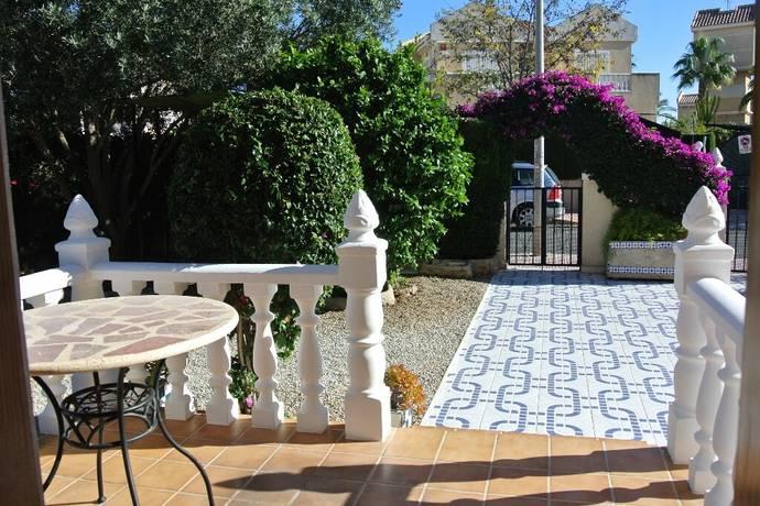 Bild: 3 rum radhus på Stor trädgård & Pool, Spanien Bungalow vid La Mata