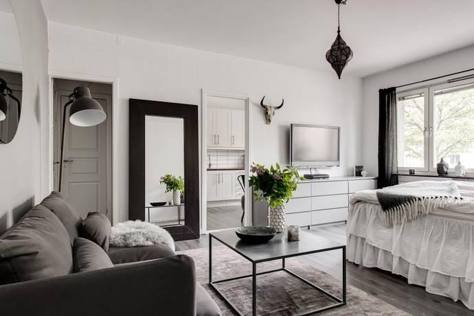 Bild: 1 rum bostadsrätt på Gibraltargatan 64, Göteborgs kommun Johanneberg