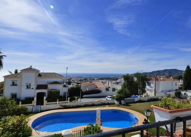 Bild: 3 rum radhus på Ljuvligt radhus nära Capistrano Village, Spanien Nerja