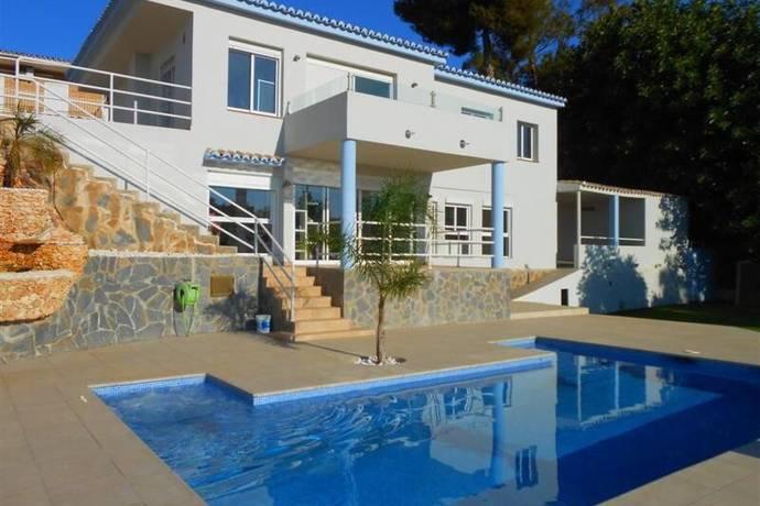 Bild: 4 rum villa på Villa, Mijas - Mijas Campo - Costa del Sol, ES, Spanien Campo Mijas