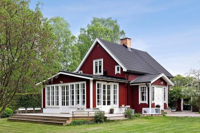 Bild: 7 rum villa på Nykyrkavägen 33, Nyköpings kommun Stigtomta