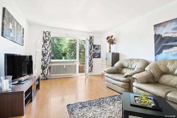 Bild: 2 rum bostadsrätt på Sturegatan 36C, Nässjö kommun Runneryd