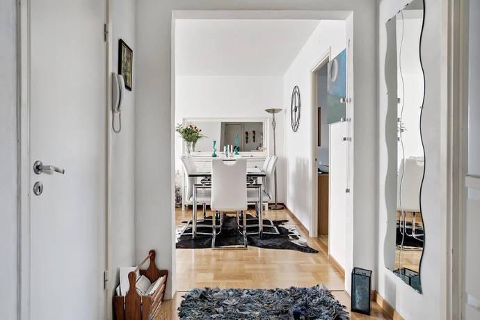 Bild: 3,5 rum bostadsrätt på Mobäcksgatan 3, Malmö kommun Kroksbäck