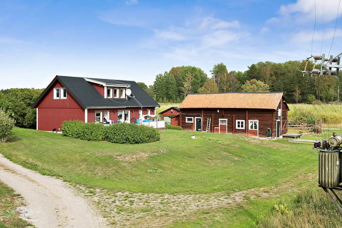 Bild: 7 rum villa på Bråtorp 15 Sjöglimten, Strängnäs kommun Strängnäs