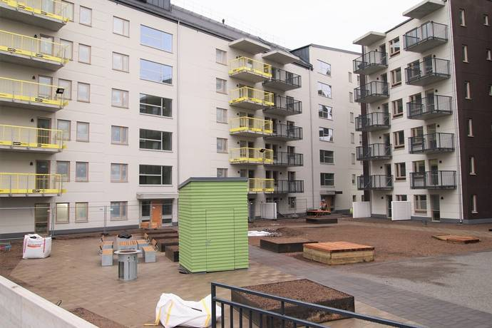 Bild: 2 rum bostadsrätt på Förrådsvägen 19b, Huddinge kommun Sjödalen