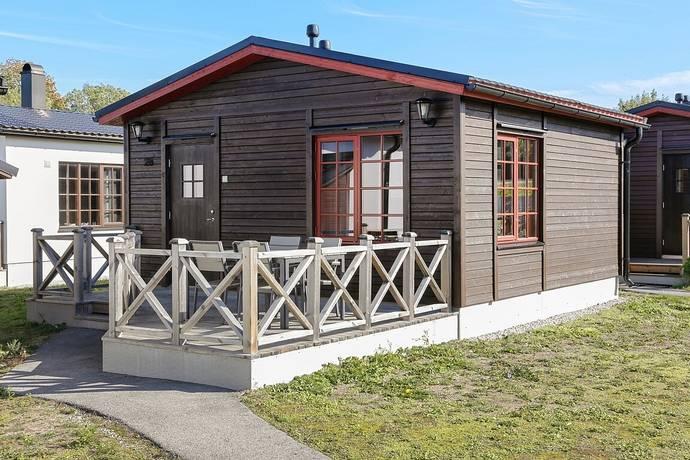 Bild: 1 rum bostadsrätt på Högklintsvägen 12, Stuga 28, Gotlands kommun Visby med omnejd