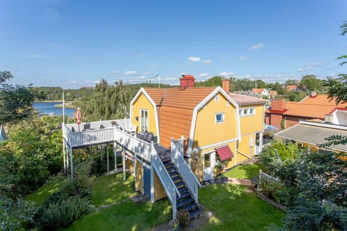 Bild: 5 rum villa på Alebrunnsvägen 26, Karlskrona kommun Hästö