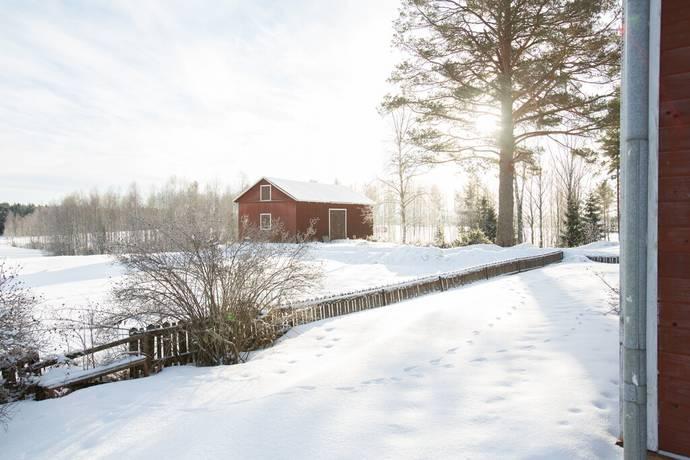 Bild: 5 rum villa på Tallbacken 1, Ljusdals kommun FÄRILA