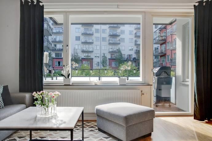 Bild: 1,5 rum bostadsrätt på Hammarbyterrassen 18, Stockholms kommun Hammarby Sjöstad
