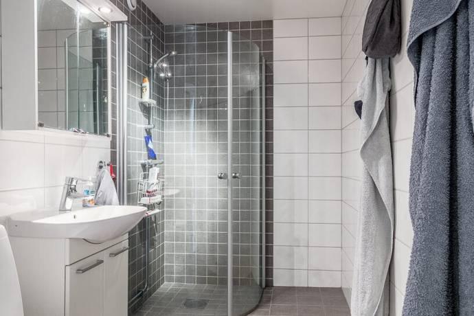 Bild: 116 m² radhus på Bomhusgatan 13B, Sundsvalls kommun