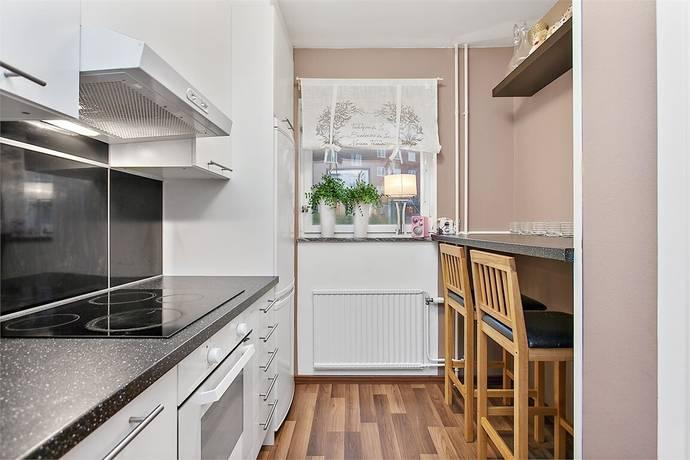Bild: 1 rum bostadsrätt på Gröndalsvägen 1, Botkyrka kommun Tumba