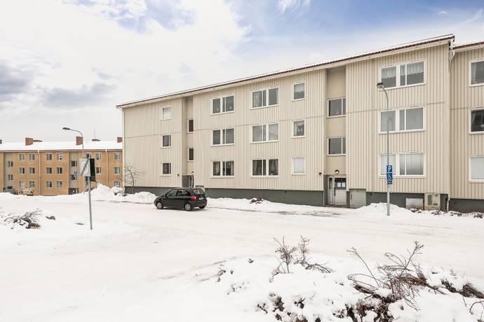 Bild: 2 rum bostadsrätt på Harmonigatan 20, Sundsvalls kommun Skönsmon