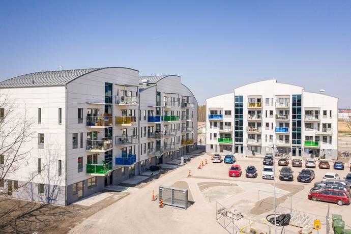 1ba3ce2ca2db Bild: 2 rum bostadsrätt på Flädervägen 2F hus 1, lgh 124, Nyköpings kommun