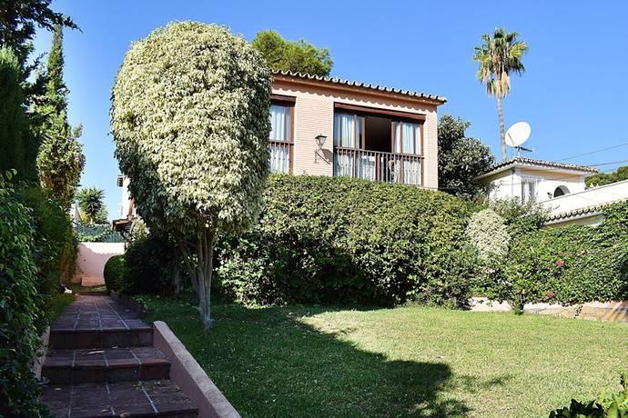 Bild: 5 rum villa på Charmigt hus med utmärkt läge - gångavstånd till stranden!, Spanien Marbella- Nueva Andalucia