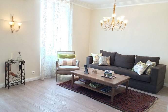 Bild: 3 rum bostadsrätt på Nice, Masséna, Frankrike Franska Rivieran