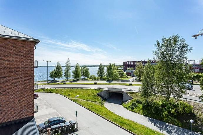 Bild: 2 rum bostadsrätt på Sandviksgatan 36 A, Luleå kommun Centrum