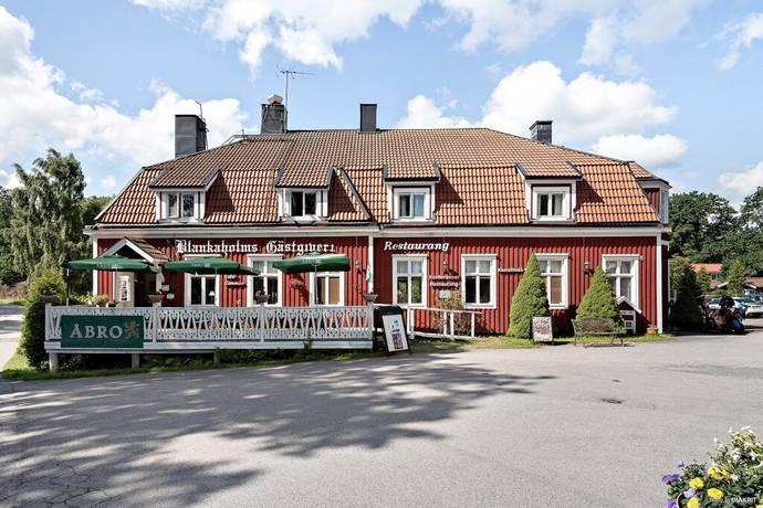 Bild: 12 rum villa på Nedre Torget 5, Västerviks kommun Blankaholm
