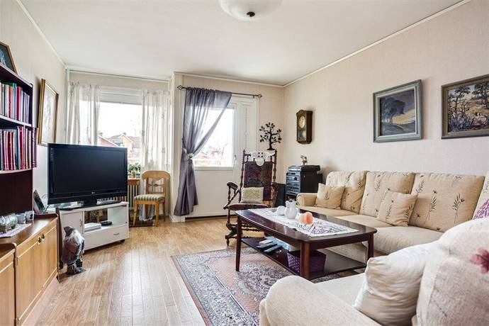 Bild: 2 rum bostadsrätt på Näsbygatan 5 A, Lindesbergs kommun