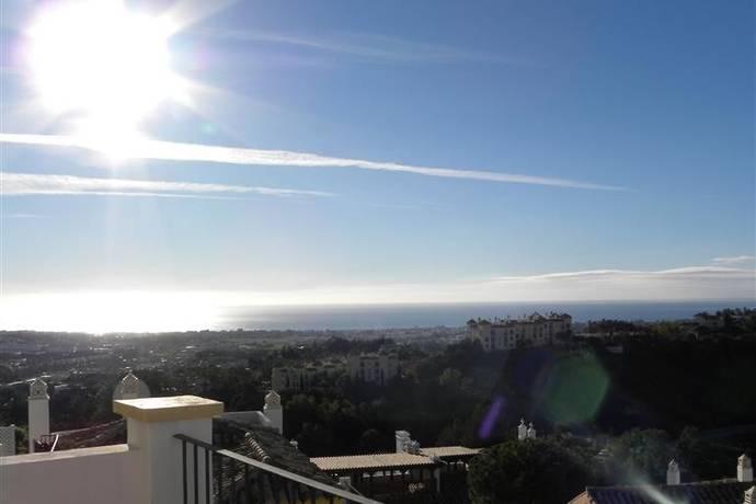 Bild: 4 rum bostadsrätt på Modernt Penthouse med enastående utsikt i vackra La Heredia, Spanien Marbella - Benahavis