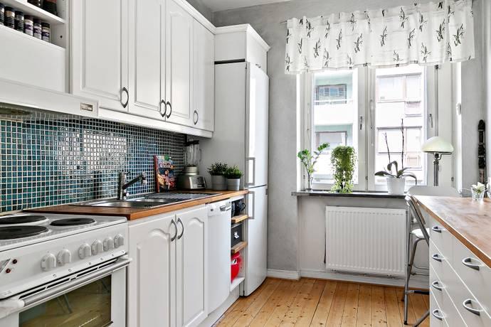 Bild: 2 rum bostadsrätt på Möllevångsgatan 27B, Malmö kommun Triangeln