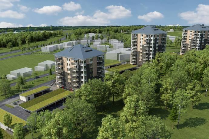 Bild från Tröinge ängar - Endast 2 bostäder kvar!