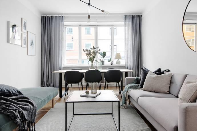 Bild: 2 rum bostadsrätt på Bondegatan 50, 1 tr, Stockholms kommun Södermalm Katarina