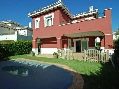 Bild: 4 rum villa på Villa i Torre Pacheco, Murcia, Spanien Torre-Pacheco
