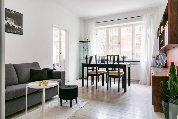 Bild: 2 rum bostadsrätt på Ernst Ahlgrens väg 4, Stockholms kommun Fredhäll