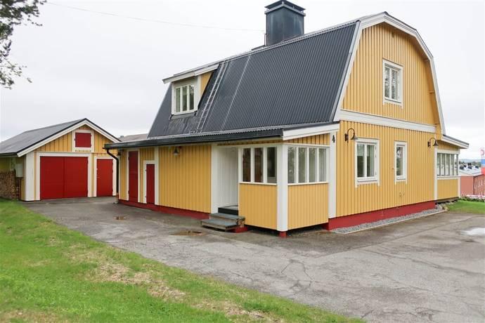 Bild: 6 rum villa på Dalagatan 4, Vilhelmina kommun Vilhelmina