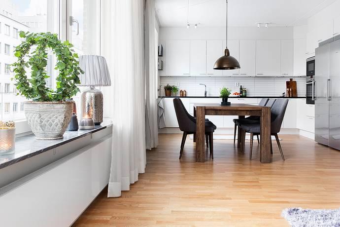 Bild: 4 rum bostadsrätt på Lindhagensgatan 139, 3 tr, Stockholms kommun Kungsholmen-Hornsbergs Strand