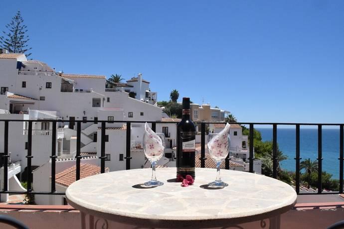 Bild: 2 rum bostadsrätt på Eftertraktade Capistrano Playa!, Spanien Nerja