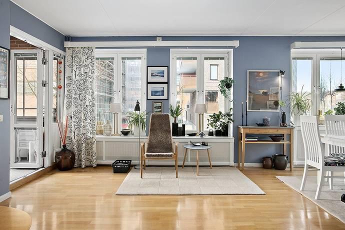 Bild: 3 rum bostadsrätt på Kvarnpirsgatan 2, Göteborgs kommun Eriksberg