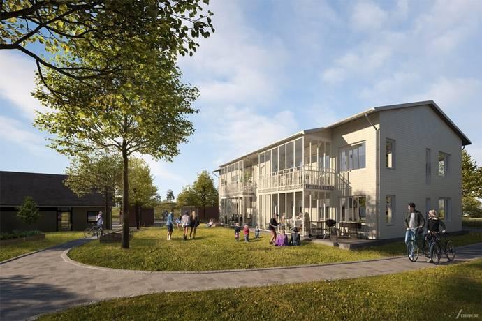 Bild: 4 rum bostadsrätt på Sjöbodsvägen 26 B, Vänersborgs kommun