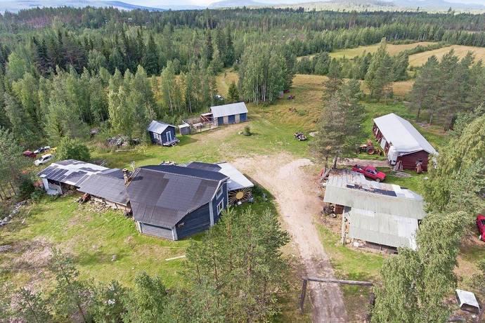 Bild: 1 rum gård/skog på Solbacka 1, Älvsbyns kommun Stockberg