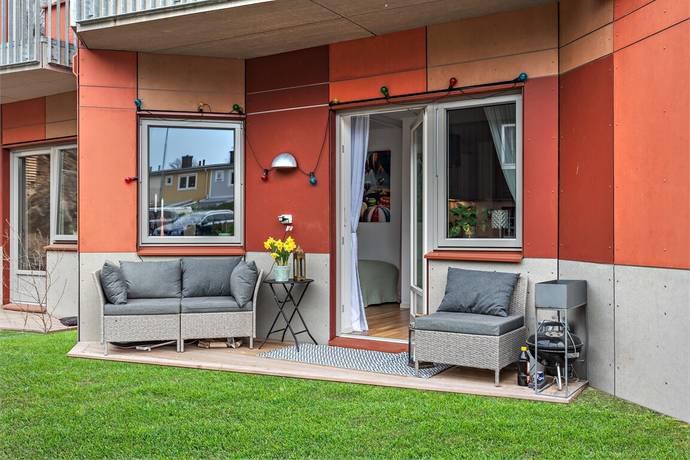 Bild: 1,5 rum bostadsrätt på Kvarnbergsvägen 31c, Huddinge kommun Centrala Huddinge