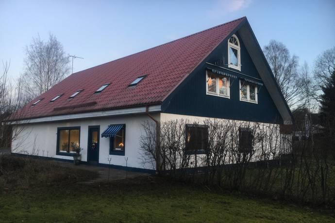 Bild: 4 rum villa på Källvägen 8, Olofströms kommun