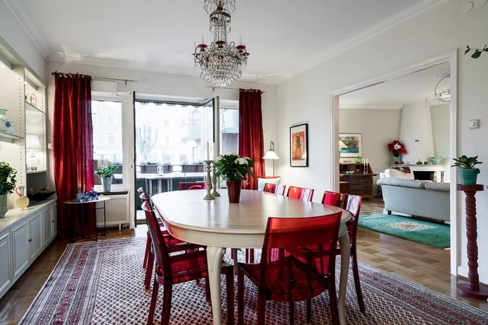 Bild: 6 rum bostadsrätt på Nya Allén 6B, Göteborgs kommun Lorensberg/Heden