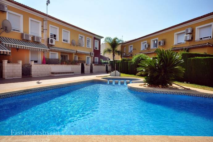 Bild: 3 rum radhus på Fräscht och prisvärt!, Spanien Denia   Costa Blanca