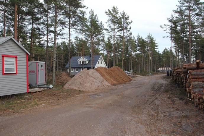 Bild: tomt på Bro Ljungvägen 8 - 1:26, Gotlands kommun Bro / Väskinde - Visby Näromårde