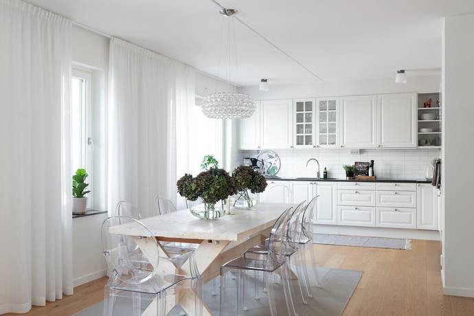 Bild: 4 rum bostadsrätt på Uggelviksgatan 12, Stockholms kommun Östermalm - Lärkstaden