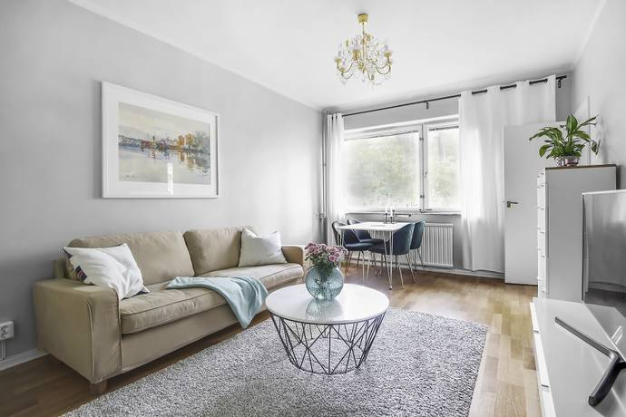 Bild: 2 rum bostadsrätt på Rindögatan 15, 1tr, Stockholms kommun Gärdet / Östermalm
