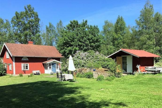 Bild: 4 rum villa på Hedalen 20, Bengtsfors kommun BENGTSFORS