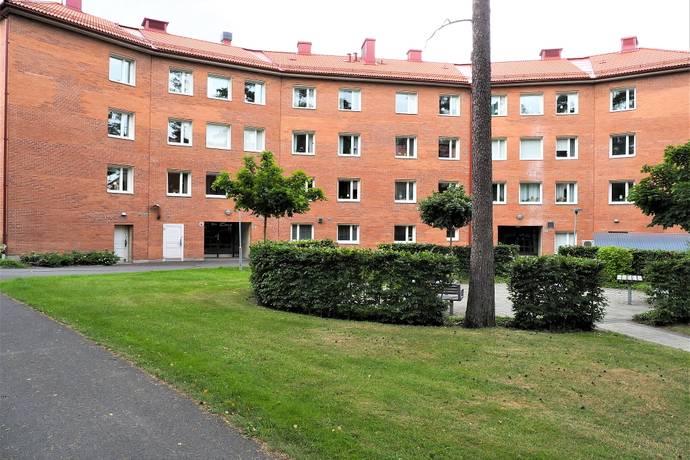 Bild: 3 rum bostadsrätt på Fjällgatan 49B, Borås kommun TULLEN