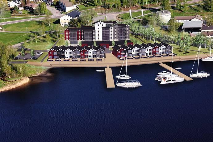 Bild: 1,5 rum bostadsrätt på Bryggvägen 1 C, Härnösands kommun