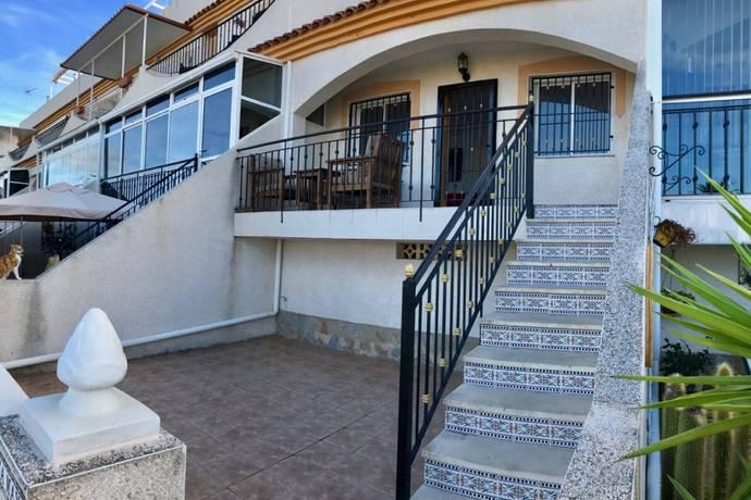 Bild: 4 rum villa på Radhus med 3-sovrum och 2-badrum, Spanien Playa Flamenca - Orihuela Cost