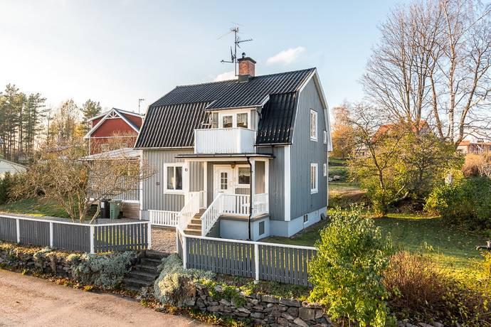 Bild: 4 rum villa på Annebergsgatan 10, Säffle kommun Säffle